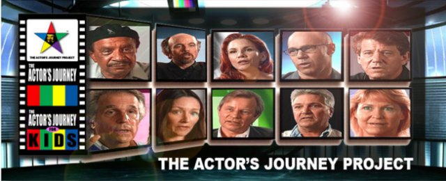 The Actor's Journey Main Banner
