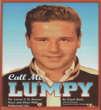Call Me Lumpy Book Cover Front by Fank Bank