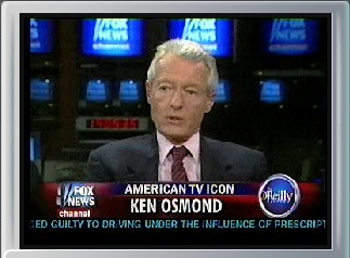 Ken Osmond (Eddie Haskell) on The O'Reilly Factor - American TV Icon