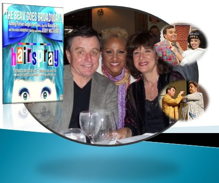 Lunch with Jerry Mathers in New York