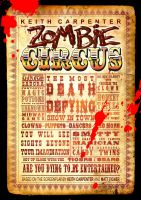 Zombie Circus book now available - Digital Downloads