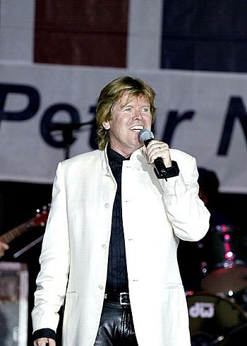 Peter Noone current photo