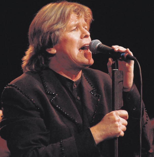 Peter Noone from Herman's Hermits