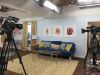 Home & Family media room