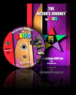 The Actor's Journey for Kids DVD Box Set