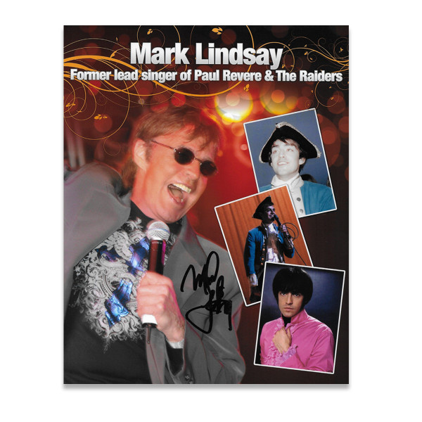 Mark Lindsay video greetings