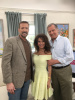 Walt Willey and Susan Lucci